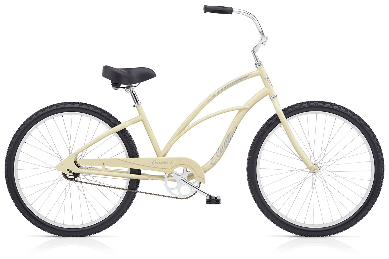 Cruiser 1 ladies Cream Sparkle