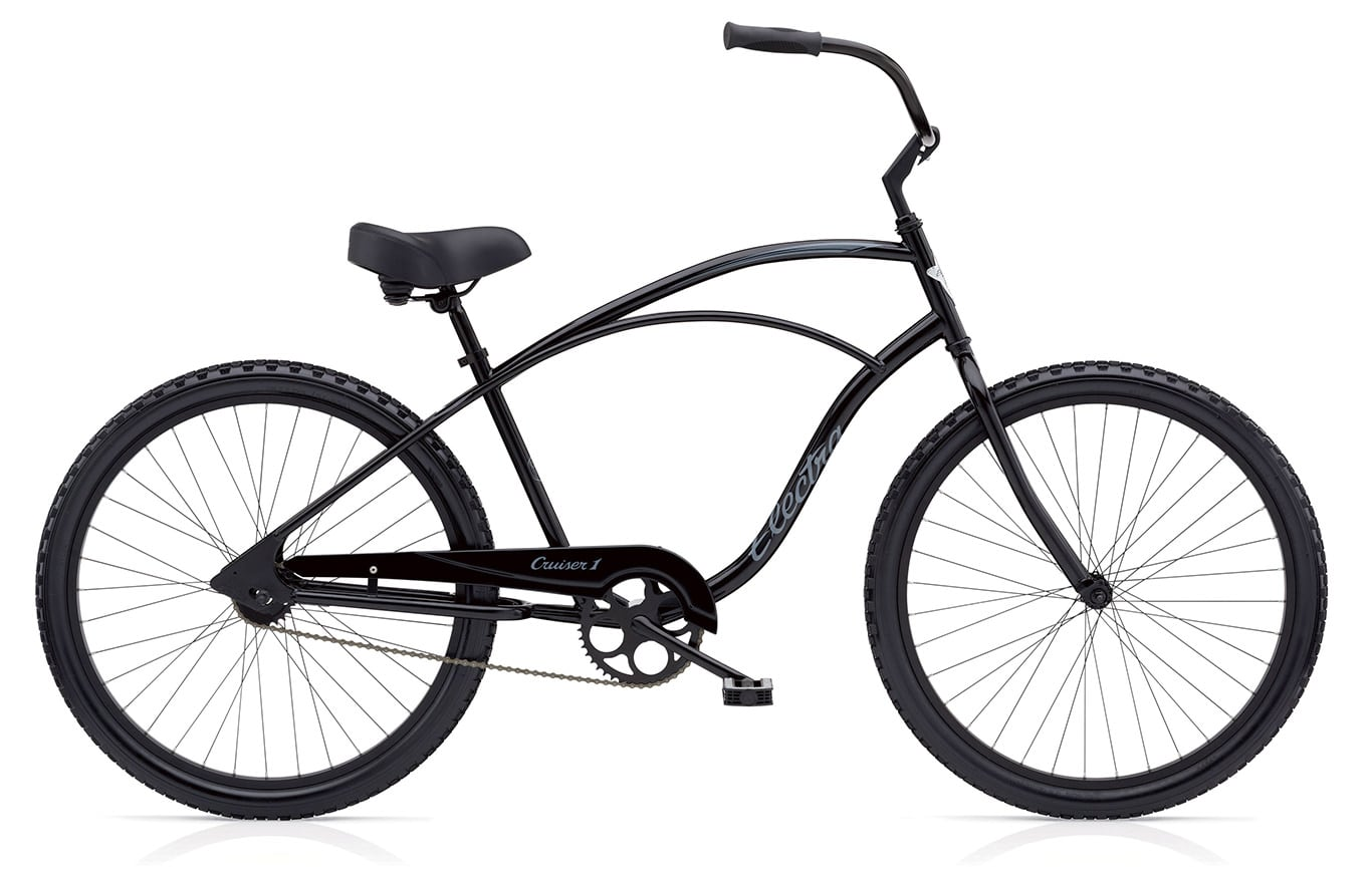 Cruiser 1 mens Black