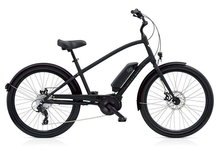 TOWNIE®GO! Matte Black