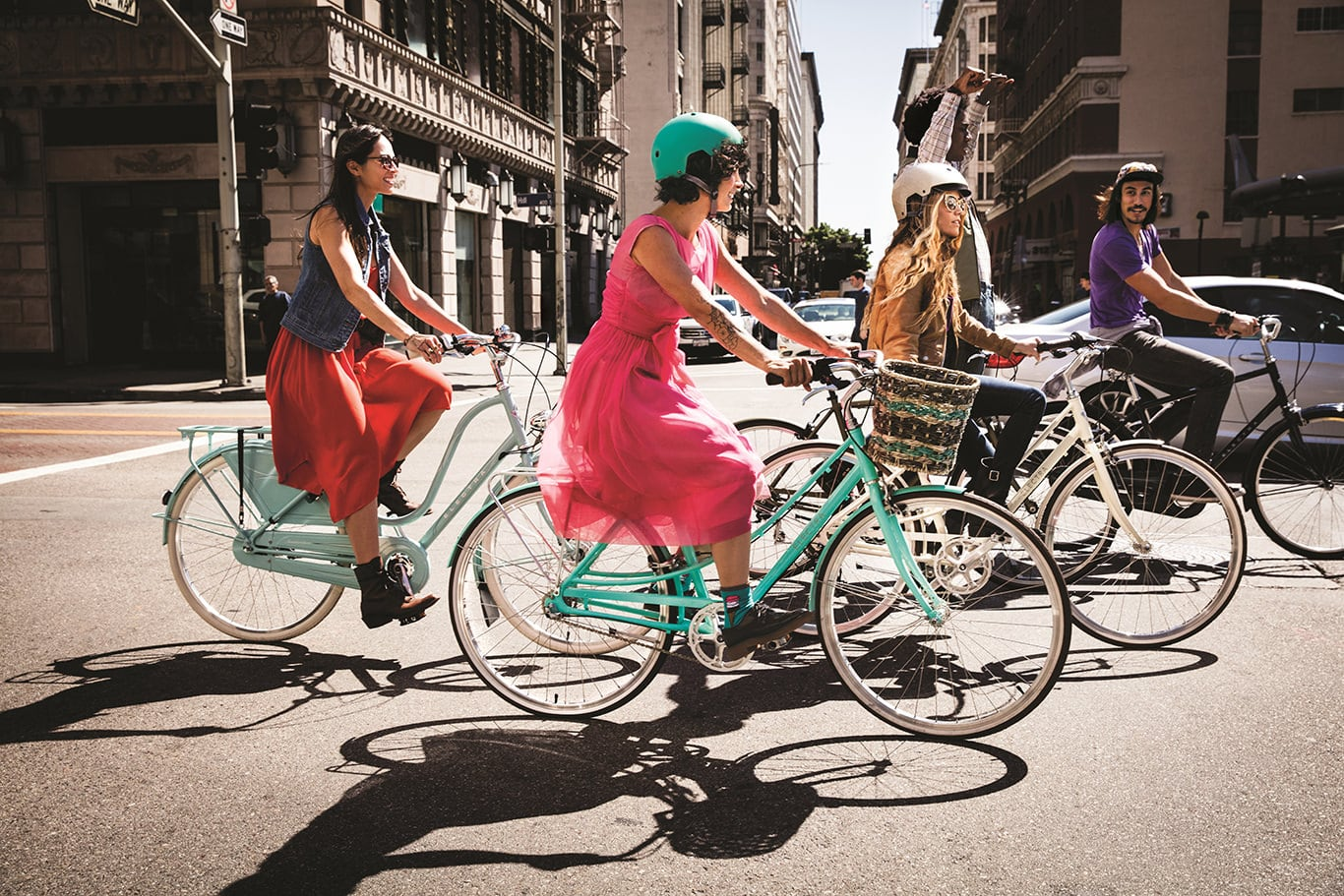 ABOUT ELECTRA BICYCLE